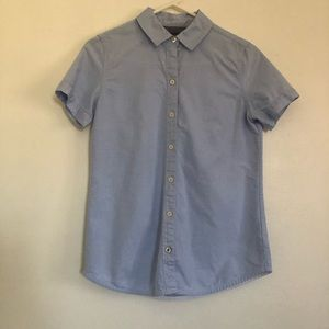 Tommy Hilfiger Short Sleeve Button Down Shirt.